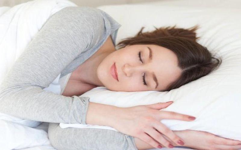 Hình 4: Nhiều người mang thai thời gian đầu có cảm giác thèm ngủ nhiều