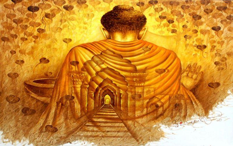 Hình 1: Thất tình lục dục là cụm từ được nhắc đến nhiều trong đạo Phật