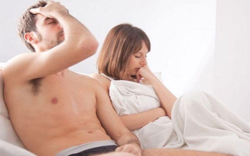 Hình 1: Yếu sinh lý ở nam giới thường được nhắc đến nhiều hiện nay
