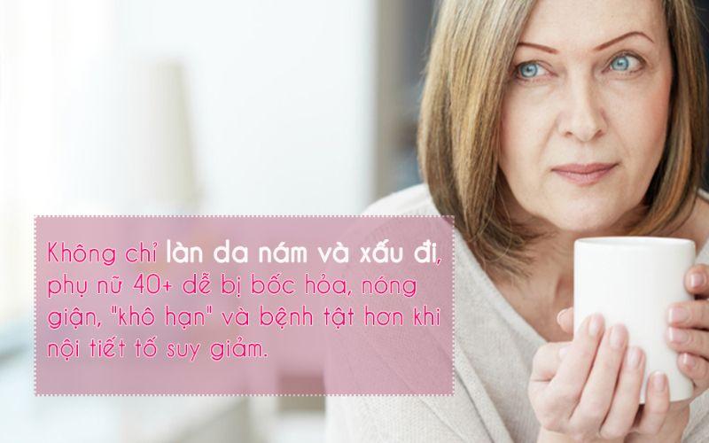 Hình 2: Bổ sung nội tiết tố nữ là cách tăng nhu cầu ham muốn ở nữ giới