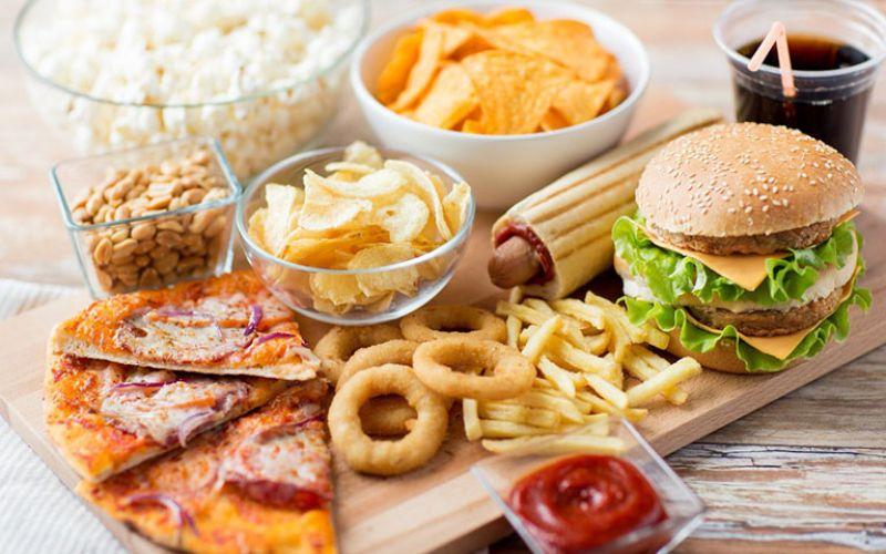 Hình 2: Cách làm giảm ham muốn ở đàn ông bằng chế độ ăn uống phù hợp