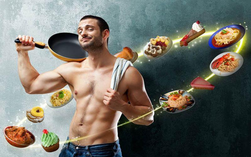 Hình 2: Yếu sinh lý nên ăn gì uống gì cần đảm bảo theo nguyên tắc dinh dưỡng