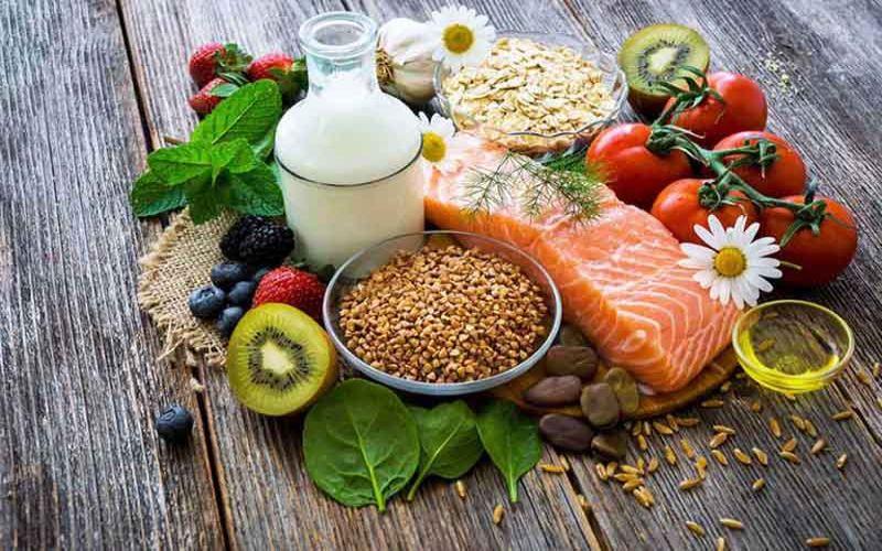 Hình 3: Xây dựng chế độ ăn uống giàu chất dinh dưỡng để cải thiện sinh lý
