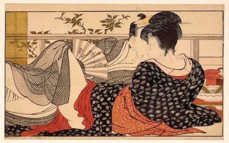 Hình 3: Xuân Cung Họa đã được ghi nhận là những tác phẩm nghệ thuật tình dục thâm thúy