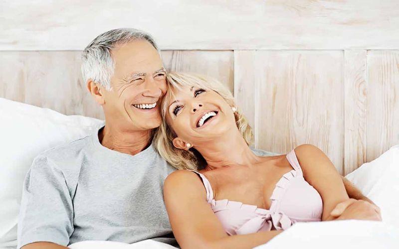 Hình 4: Ở độ tuổi 60 nên chú ý đến cảm xúc hơn là tư thế quan hệ
