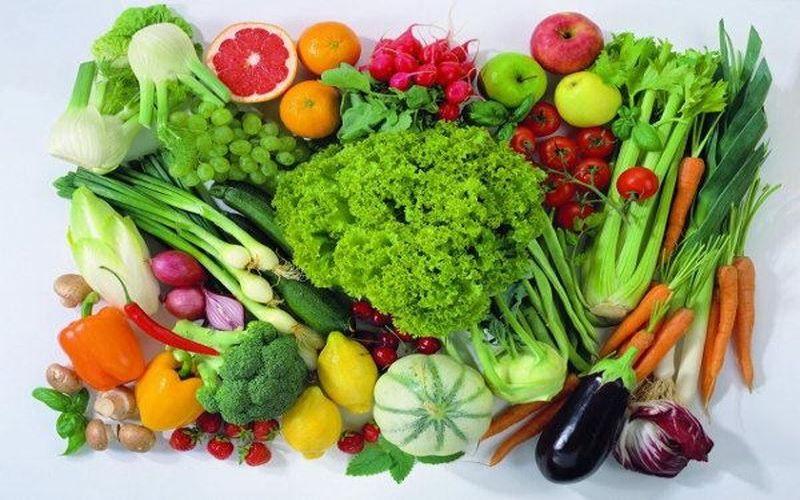 Hình 5: Nam giới yếu sinh lý nên tích cực bổ sung rau củ trái cây
