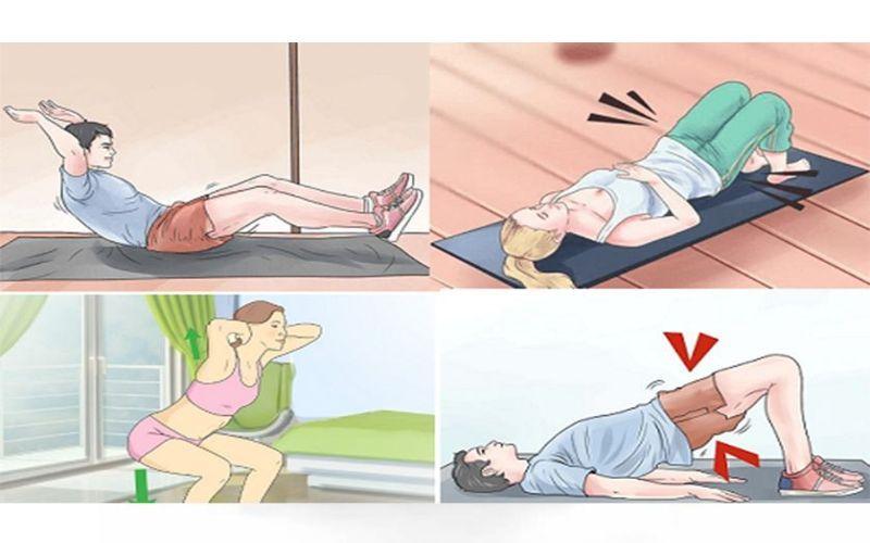 Hình 5: Những bài tập Kegel rất có lợi cho cả nam lẫn nữa khi yếu sinh lý