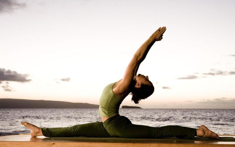 Hình 5: Thường xuyên tập luyện thể dục thể thao để có cơ thể khỏe mạnh