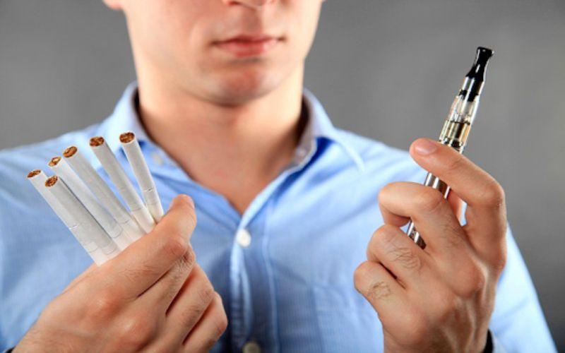 Hình 8: Các chuyên gia khuyến cáo yếu sinh lý không nên sử dụng thuốc lá