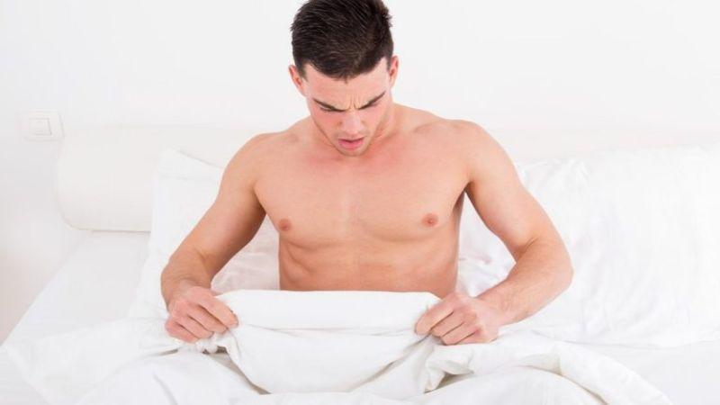 Cách nhận biết đàn ông yếu sinh lý?