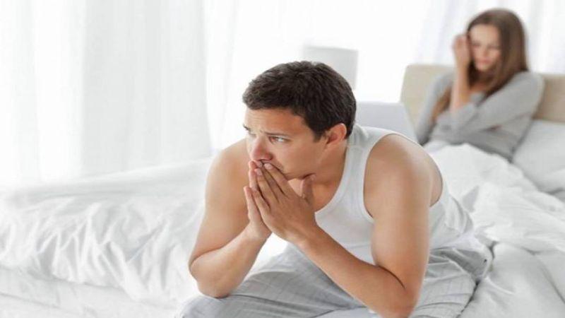 Hình 1: Nguyên nhân gây yếu sinh lý ở nam giới