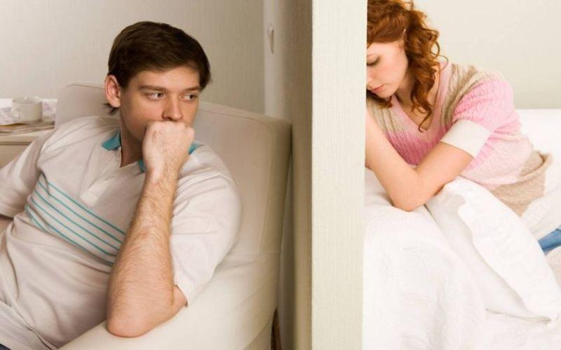 Hình 3: Nguyên nhân chồng không xuất được tinh có thể do mắc bệnh lý nào đó