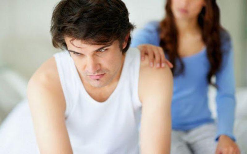 Nguyên nhân chồng không xuất được tinh?