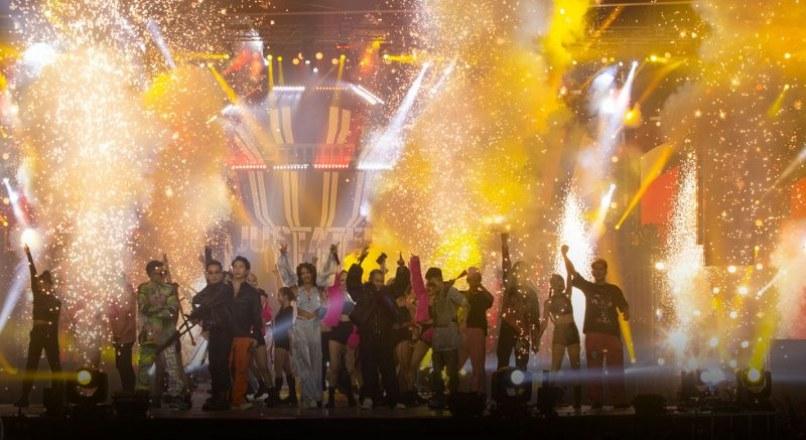 Rap việt All star một không gian âm nhạc hiphop đỉnh cao