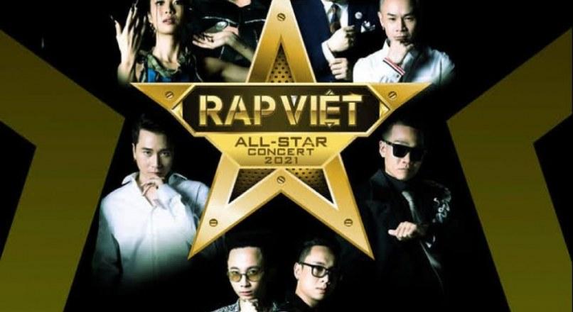 Rap Việt All-star tái ngộ khán giả sau 1 thời gian vắng bóng