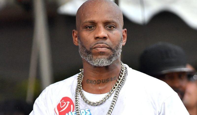 Rapper DMX qua đời