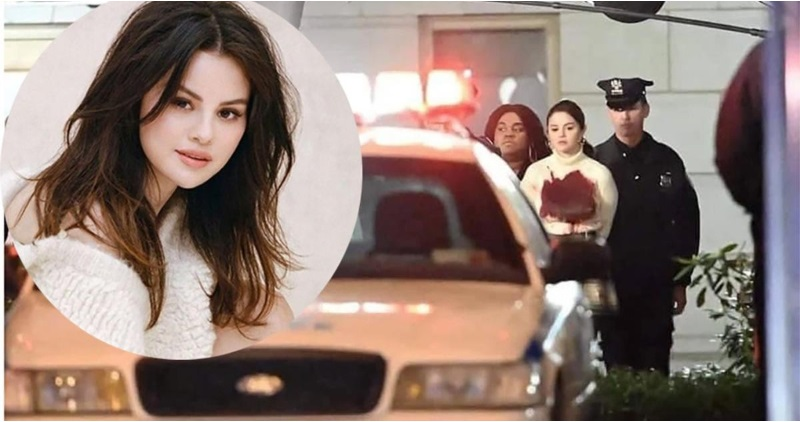 Hé lộ thông tin sự thật về Selena Gomez bị bắt