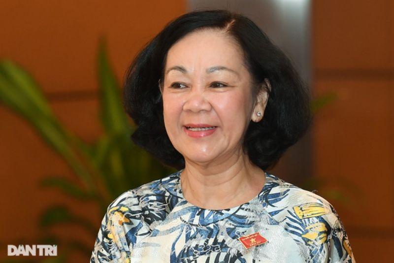 Những thông tin về bà Trương Thị Mai là ai? Giữ chức vụ gì?