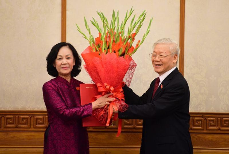 Bà Trương Thị Mai là ai