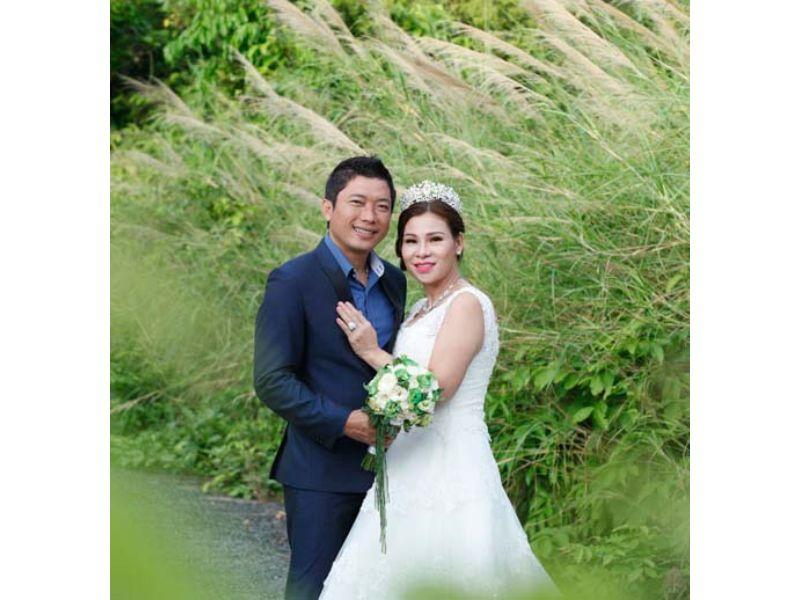 Cuộc sống ra sao khi diễn viên Kinh Quốc lấy vợ giàu?
