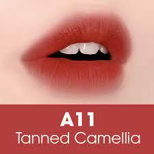 Son Black Rouge Tanned Camellia A11 – Đỏ Hồng Đất