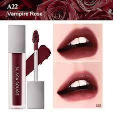 Son Black Rouge Vampire Rose 22 – Nâu maple ánh đỏ