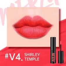 Son Merzy V4 Shirley Temple – Hồng ánh đỏ
