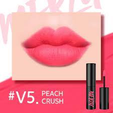 Son Merzy V5 Peach Crush – Hồng đào