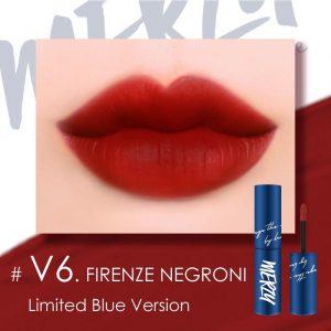 Son Merzy V6 Firenze Negroni – Đỏ gạch