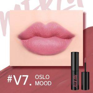 Son Merzy V7 Olso Mood – Hồng cam nude