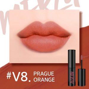 Son Merzy V8 Prague Orange – Cam vàng đất