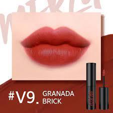 Son Merzy V9 Granada Brick – Đỏ cam trầm