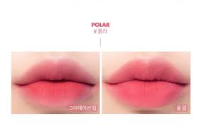 Son Romand Zero Velvet Tint màu 09 Polar